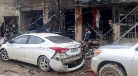 Münbiç'de IŞİD patlaması ;20 kişi öldü