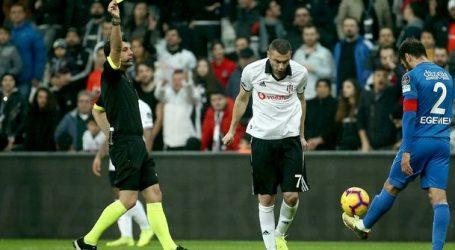 Beşiktaş zirveden koptu:1-1