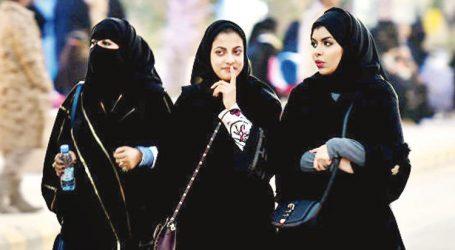 S.Arabistan da Kadına yeni bir hak daha