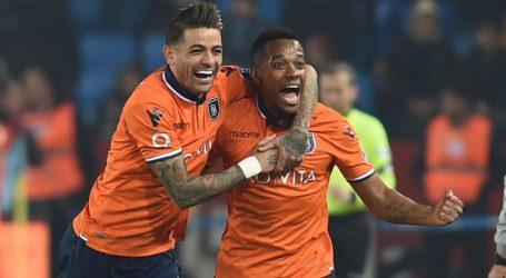 Lider Başakşehir , Trabzondan mutlu döndü:4-2