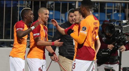 Galatasaray Kasımpaşa'yı rahat geçti:4-1