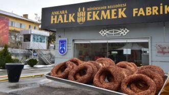Halk Ekmekten GLUTENSİZ  SİMİT