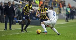 Ankaragücü Konya' yı yenemedi:0-0