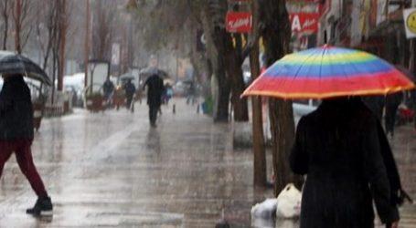 Bu kez soğuk ve yağışlı hava Balkanlardan geliyor