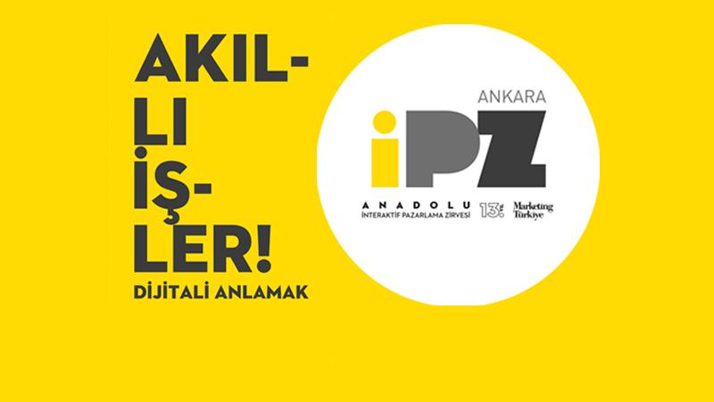 """İPZ Anadolu 2019'un """"Akıllı İşler"""" afişi"""