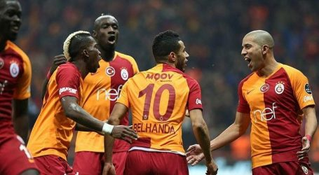 Galatasaray yine galip:3-2