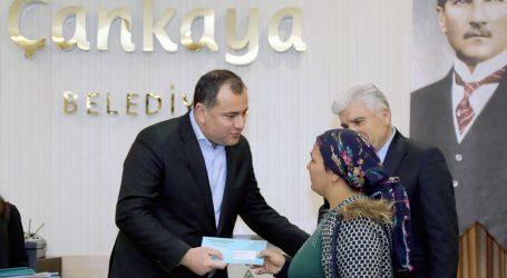 ÇANKAYA'DA 'HALK KART' AİLESİ BÜYÜYOR