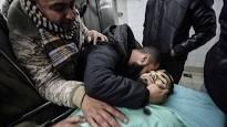 Gazze' de sıcak saatler