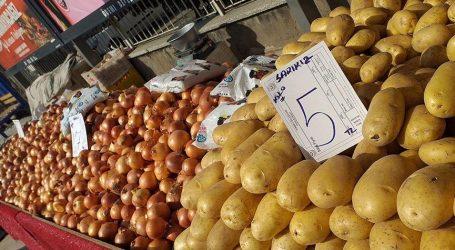 Üretici zarar ettiği için patatesten vazgeçti