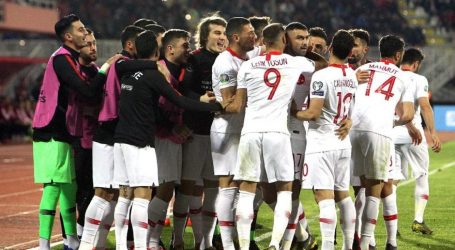 Millilerimiz Arnavutluk'u 2-0 yendi