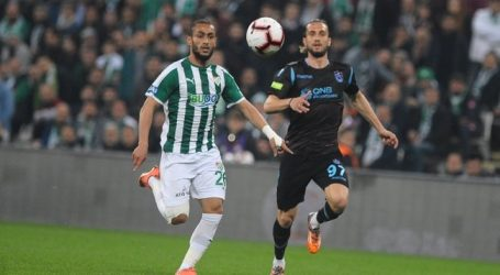 Trabzonspor :1-Bursaspor:0