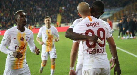 Galatasaray  FİNALDE.5-2