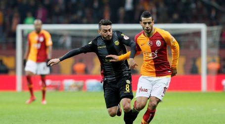 Galatasaray Malatya' ya takıldı:0-0