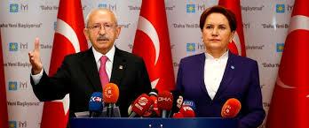 Akşener ve Kılıçdaroğlu'ndan Cumhurbaşkanı Erdoğan' a tepki
