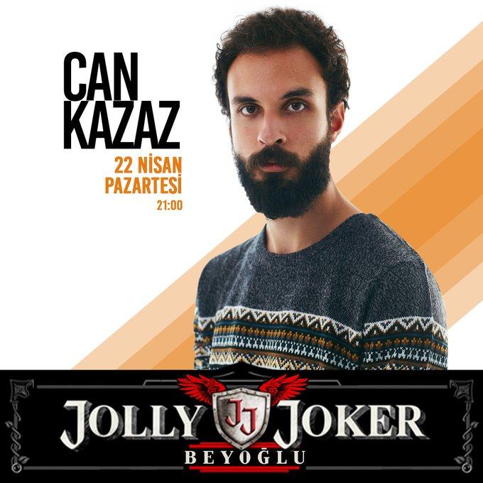 can kazaz jolly joker2
