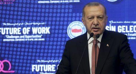 Erdoğan' dan Memur Sen e moral