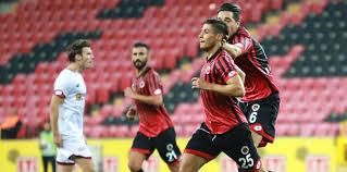 Gençlerbirliği ve Denizlispor Süper Ligde
