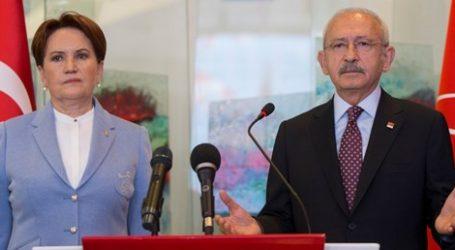 """""""YSK , seçimsiz Türkiye isteyen iktidar sahiplerine dur demek zorundadır."""""""
