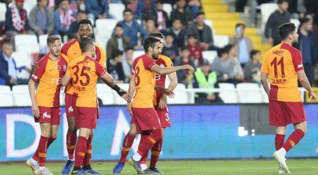 Gol düellosunu Sivasspor kazandı:4-3