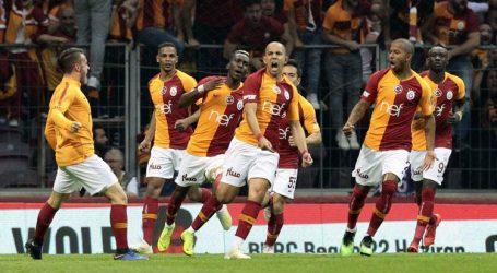 Galatasaray Kupa dan sonra  Ligde de ŞAMPİYON