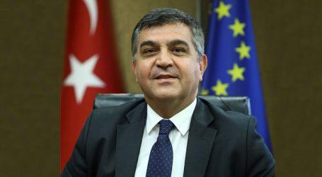Ankara'da Avrupa Birliği Ormanı oluşturuluyor.