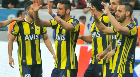 Fenerbahçe, Gaziantepi 3-1 le geçti