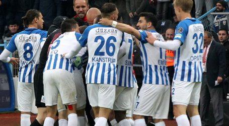 Erzurumspor yeniden Süper Lig de