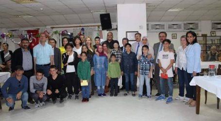 Fethiye de Çocuk evlerinde BAYRAM SEVİNCİ