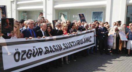 ÇGD:Türkiye'de gazetecilik can çekişmektedir