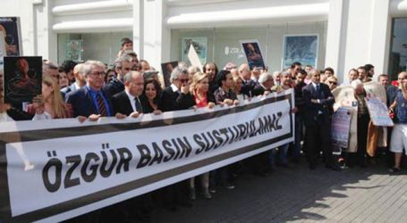 """3 Mayıs Dünya Basın Özgürlüğü Günü''!"