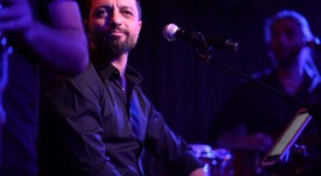 Mehmet Erdem konserinde  İzdiham !