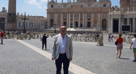 ACAR İTALYA'DA CİTTASLOV GENEL KURULUNA KATILDI