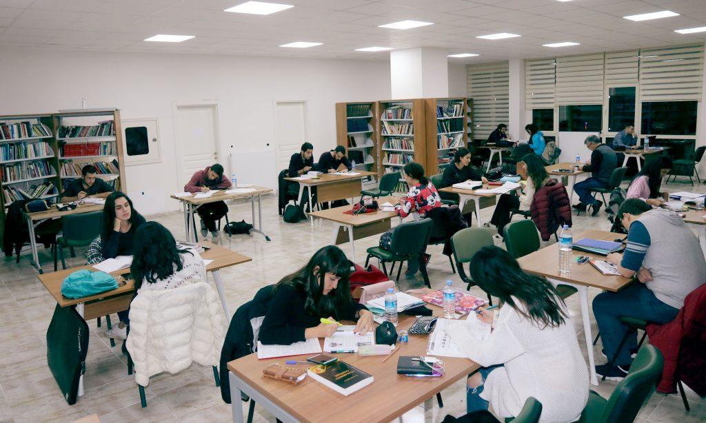 2018_11_08_100. Yıl Çankaya Evi_Kütüphane_Akşam (29)