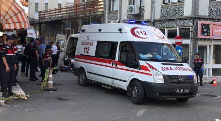 Edirne' deki Trafik kazasında 10 kişi  öldü