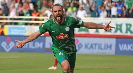 Muriç' in gönlü Galatasaray' da