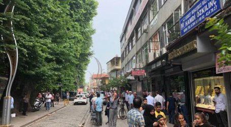 Sakarya' daki  4,7 şiddetindeki DEPREM korkuttu