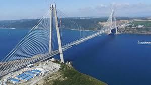 Geçiş garantisi verilen Köprü ve Tünellerde zarar .3 Milyar