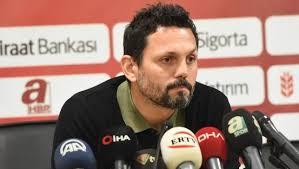 Fenerbahçe Erol Bulut 'u açıkladı