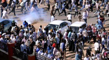 Sudan da çatışmalar şiddetlendi