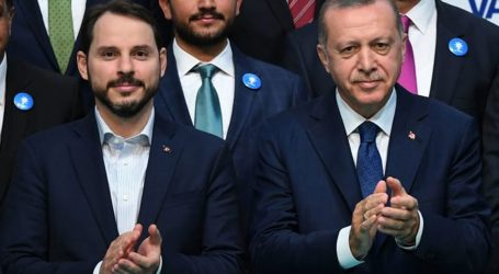 Erdoğan'a destek oranı yüzde 36.3 ,En başarısız bakan Albayrak