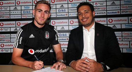 Tyler Boyd resmen Beşiktaş'lı