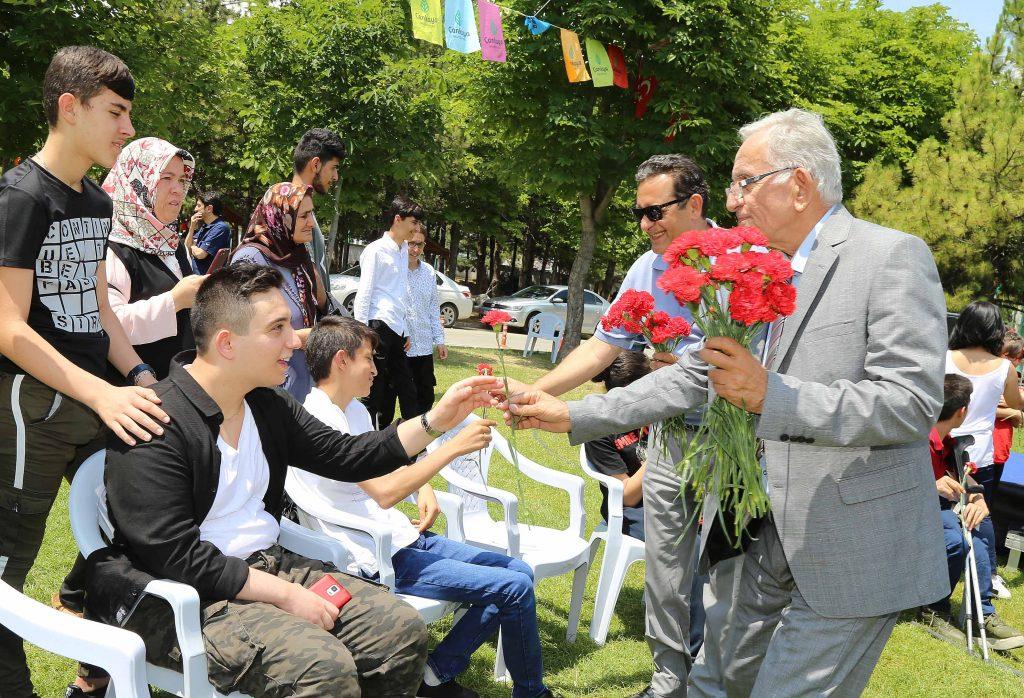 Ahlatlıbel Atatürk PArkı_Engelsiz YAza Şenliği (4)
