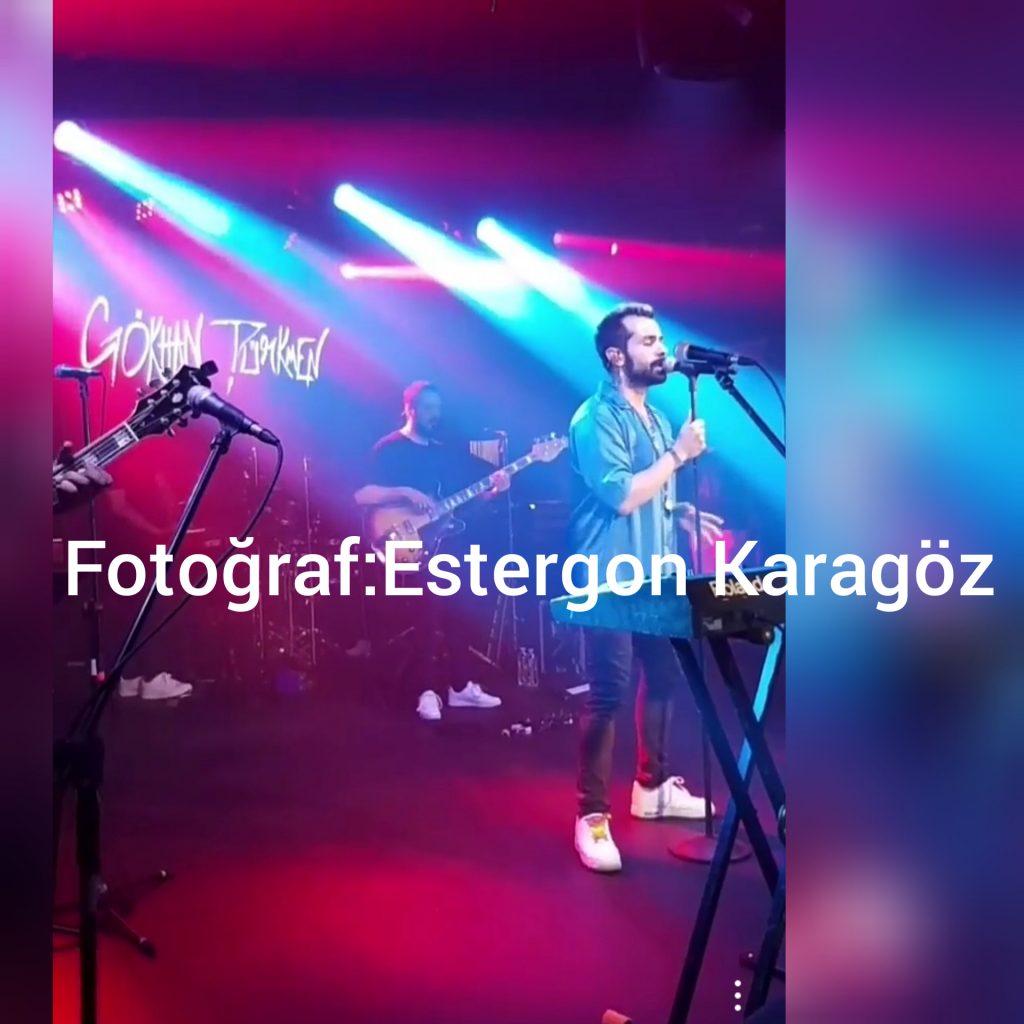Gökhan Türkmenden Muhteşem Performans