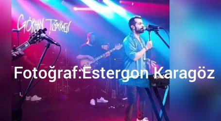 Gökhan Türkmen'den Muhteşem Performans