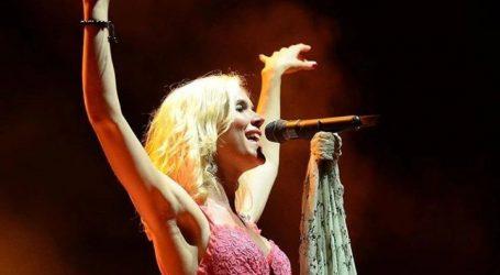 Joss Stone İstanbul'da Konser Verdi