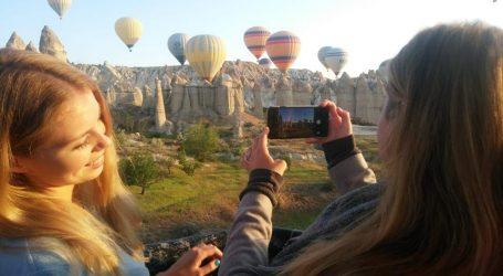 Kapadokya Uluslararası Sıcak Hava        Balon Festivali, ilk kez düzenlendi…