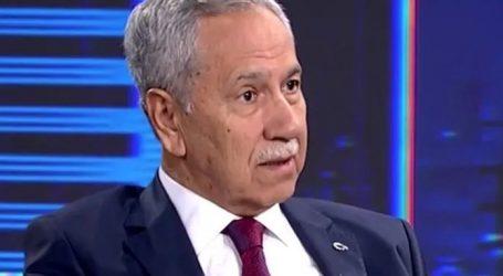 Arınç:CHP nin oyları  artıyor ve  daha da artacak