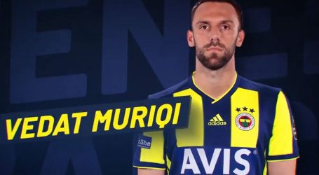 Fenerbahçe ,Vedat Muriç'i bitirdi
