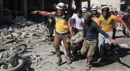 İdlib te katliam sürüyor