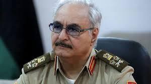 Hafter , Mısır Askerini  Libya ya  çağırdı